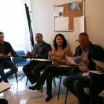 Reunion con asociaciones inmigrantes, Toledo
