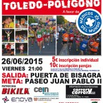 cartel carrera to-poligono 2015