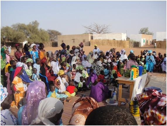Senegal. Médicos del Mundo.