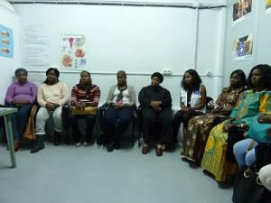 Taller de prevención de mutilación genital femenina en Navarra