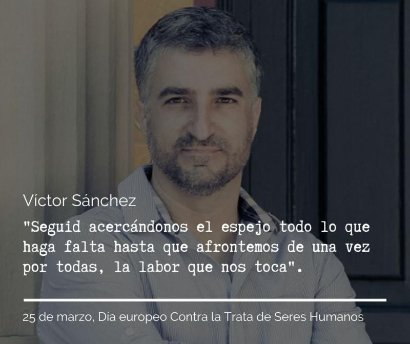 Victor Sanchez - Entrevista