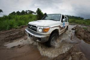 La temporada de lluvias dificulta la logística del transporte por carretera en Sierra Leona