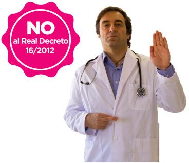 No al Real Decreto